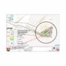 Bačkovík - Územný plán obce - Zmeny a doplnky 01 v k.ú. Bačkovík - Komplexný výkres priestorového usporiadania a funkčného využívania územia obce, Výkres verejného dopravného vybavenia