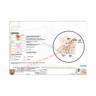 Bačkovík - Územný plán obce - Zmeny a doplnky 01 v k.ú. Bačkovík - Vyhodnotenie dôsledkov stavebných a iných zámerov na poľnohospodársku pôdu, Výkres verejného technického vybavenia: zásobovanie elektrickou energiou a plynom